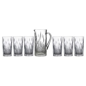 Any southern princess needs crystal glasses. This set of 7 pieces is luxe and practical at only $47!