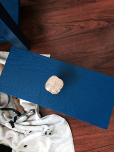 The first knob I tried didn't quite work.