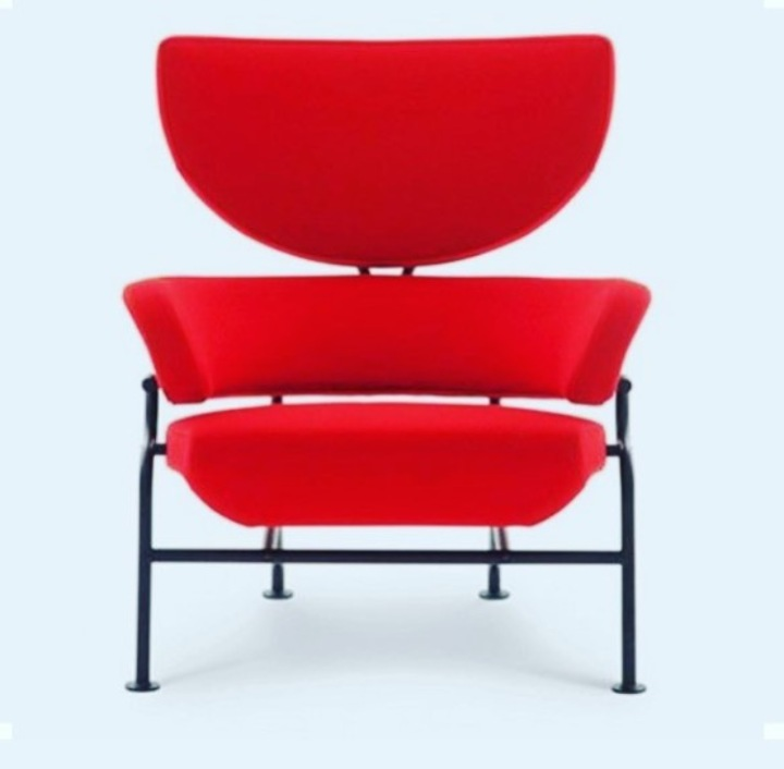 Featured Chair: Tre Pezzi by FrancoAlbini